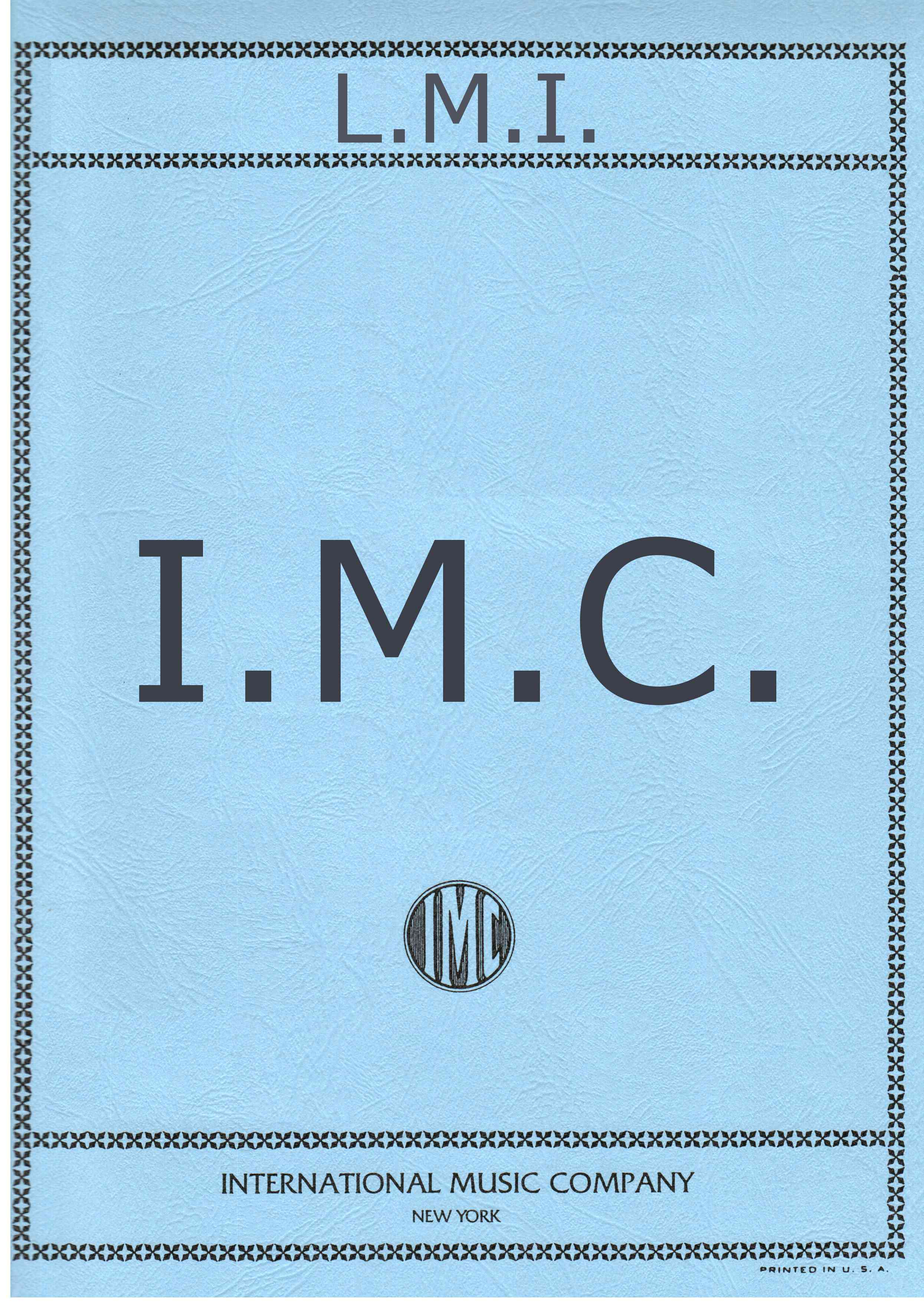 IMC (International Music Company)