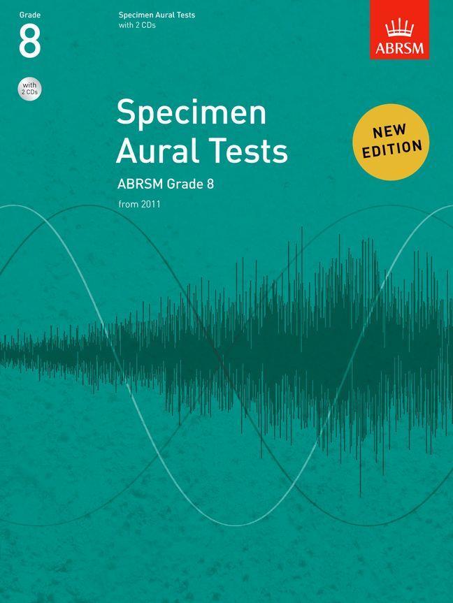 Specimen Aural Tests, Grade 8
