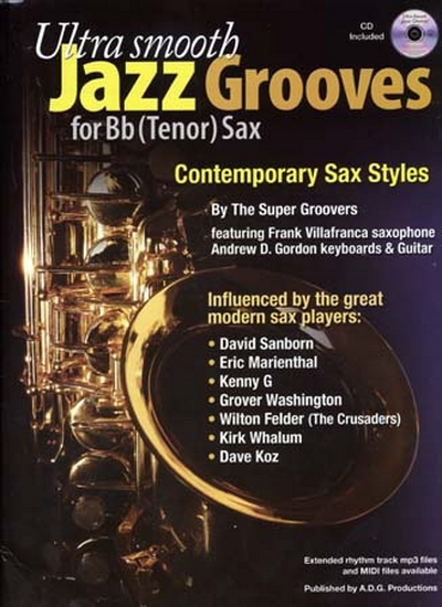 Ultra Smooth Jazz Grooves For Bb