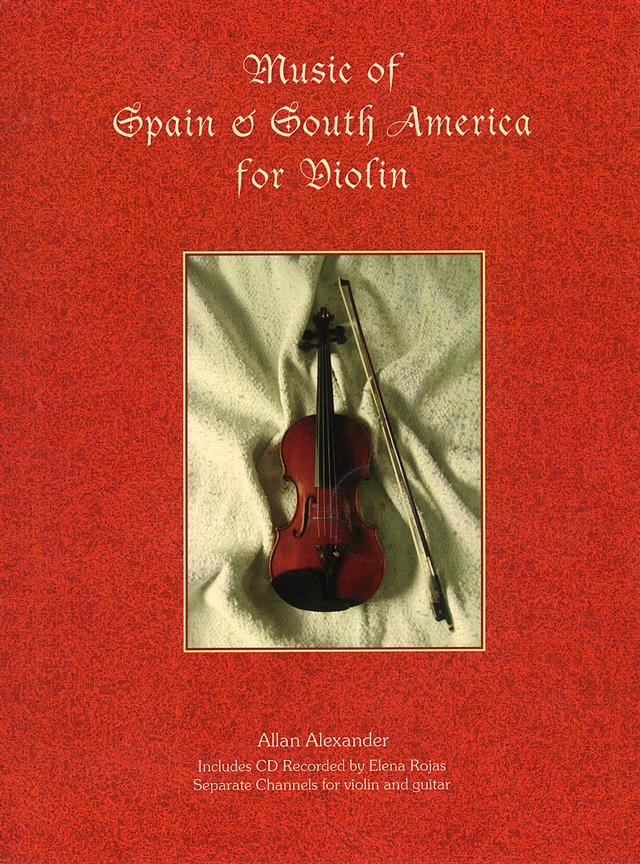 Music Of Spain And South America