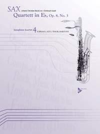 Quartett In Eb Op. 8, No. 3