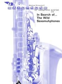 In Search Of... The Wild Saxamuhphones