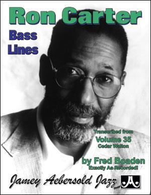 Aebersold Sup Bass 35