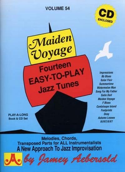 Aebersold 54 Maiden Voyage