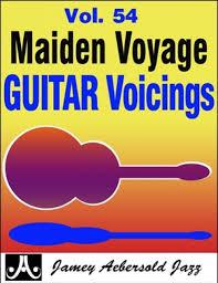 Aebersold Maiden Voyage Guitar Voicings