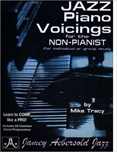 Aebersold Jazz Piano Voicings For The Non Pianist
