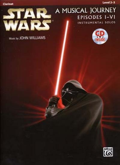 Star Wars Musical Journey Episodes I - VI