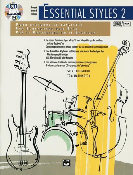 Essential Styles - Vf Vol.2 Cd's