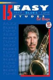 15 Easy Jazz Blues Funk Eb