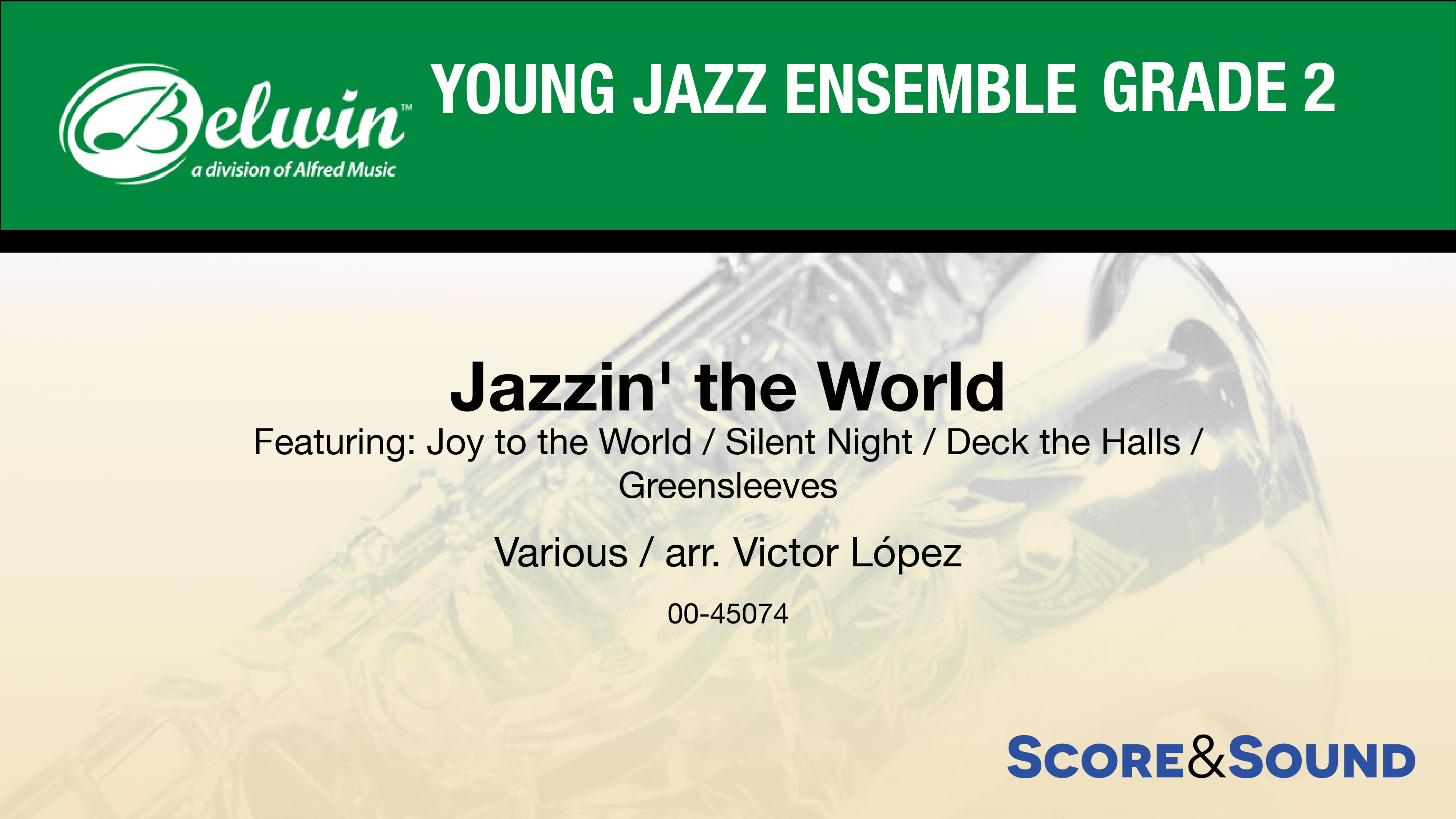 Jazzin The World