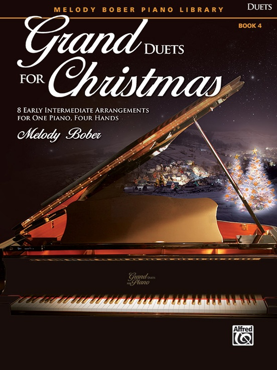 Grand Duets For Christmas Book 4