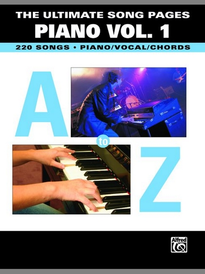Ultimate Song Pages: Piano Vol.1 (PVG)