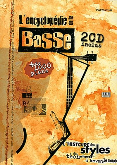 Encyclopedie De La Basse + 2Cd