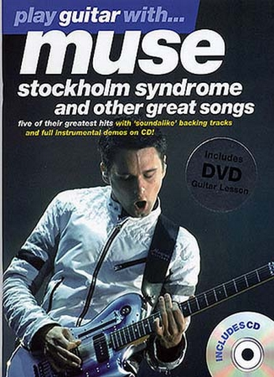 Play Guitar With Stockholm...Cd And Dvd