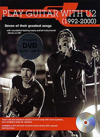 Play Guitar With 92-2000 + Dvd