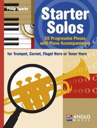 Starter Solos / Philip Sparke - Trompette And Acc De Piano