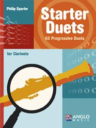 Starter Duets / Philip Sparke - Clarinette