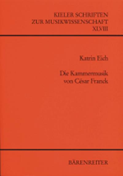 Die Kammermusik Von César Franck