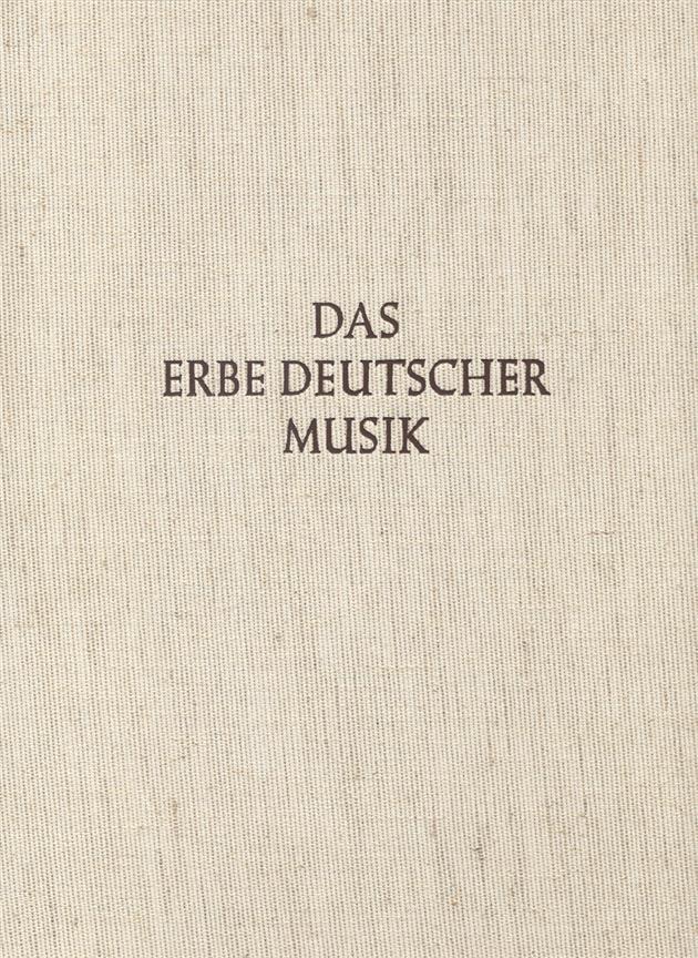 Die Handschrift London. Zweistimmige Organa Und Motetten Des 14. Jahrhunderts. Das Erbe Deutscher Musik VII/10 Und 11 (2 Teilbände)