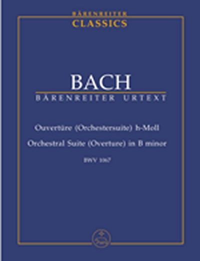 Ouvertüre (Orchestersuite) H-Moll