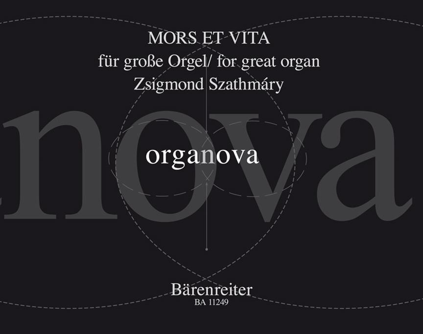 Mors Et Vita For Great Organ