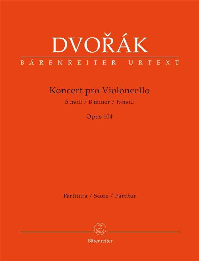 Koncert Pro Violoncello A Orchestr