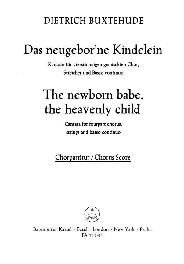 Das Neugebor'Ne Kindelein