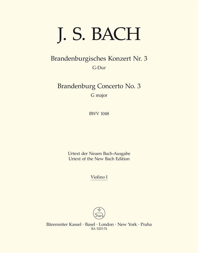 Brandenburgisches Konzert Nr. 3