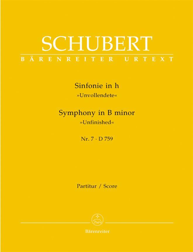 Sinfonie 'Unvollendete'