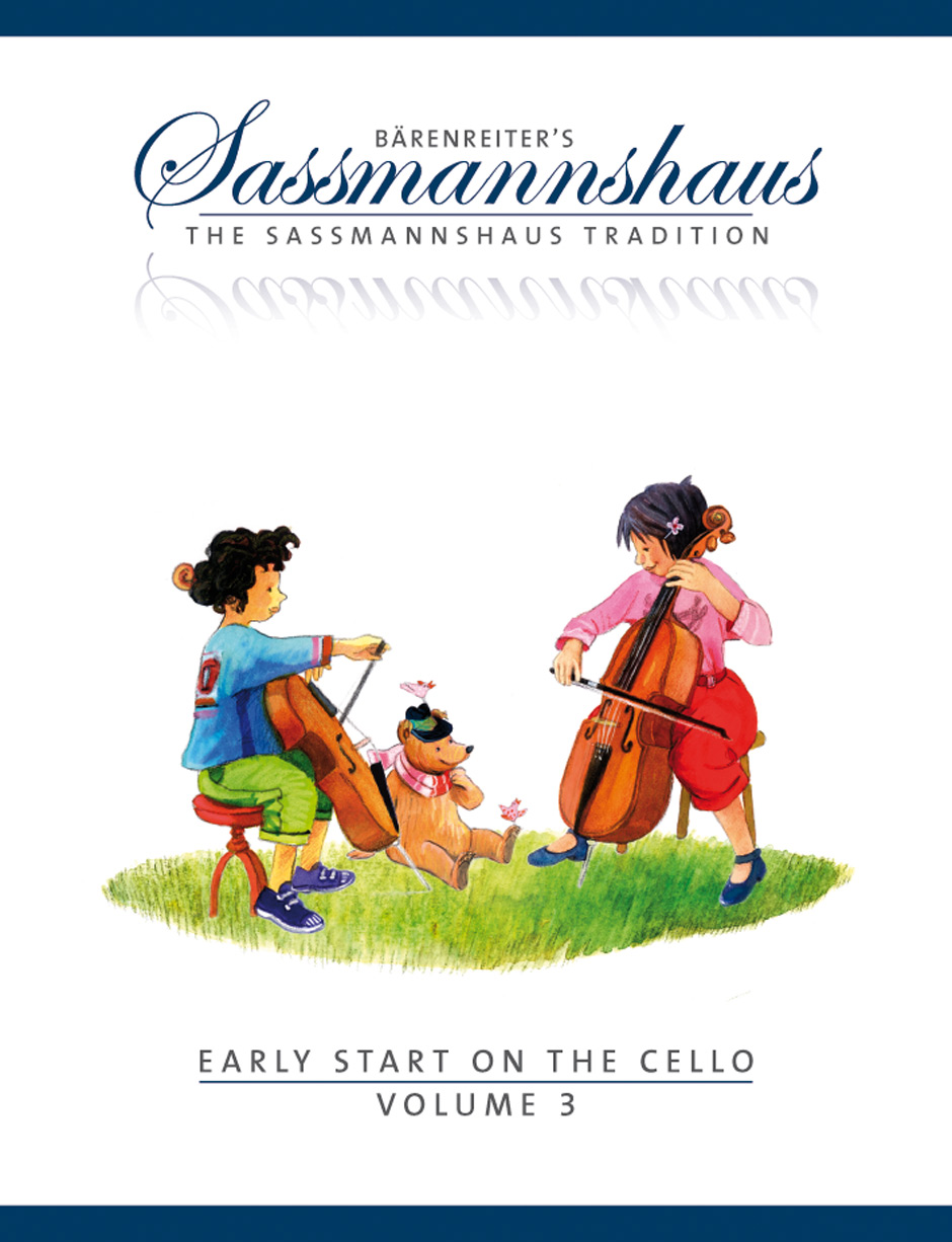 Bärenreiter's Sassmannshaus - The Sassmannshaus Tradition. Early Starton The Cello, Vol.3