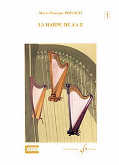 La Harpe De A A Z Vol.1A