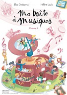 Ma Boîte A Musiques - Vol.3