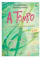 A Tempo - Partie Ecrite - Volume 9 B