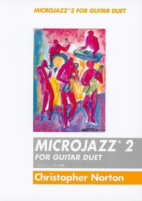 Microjazz Guitar Duets Vol.2