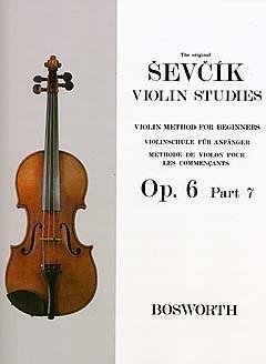 Violin Studies Op. 6 Part.7