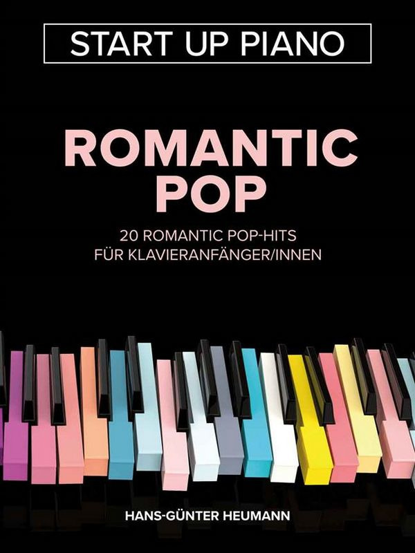 Start Up Piano - Romantic Pop