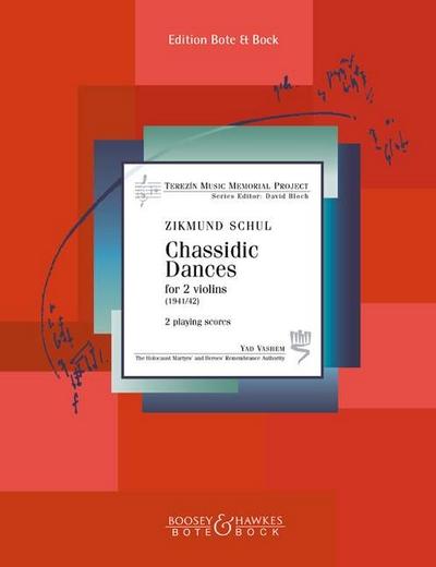 2 Chassidic Dances Op. 15