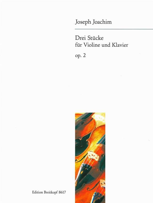 3 Stücke Op. 2