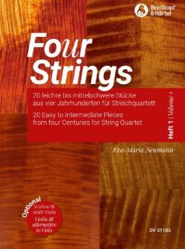 Four Strings Vol. 1
