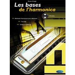Les Bases De L'Harmonica