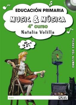 Music And Música, Volumen 4 - Alumno