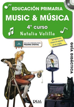 Music And Música, Volumen 4 - Profesor