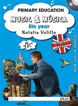 Music And Música, Volumen 5 - Student Activity Book