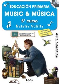 Music And Música, Volumen 5 - Guía Didáctica