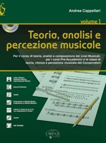 Teoria, Analisi E Percezione Musicale - Vol.1