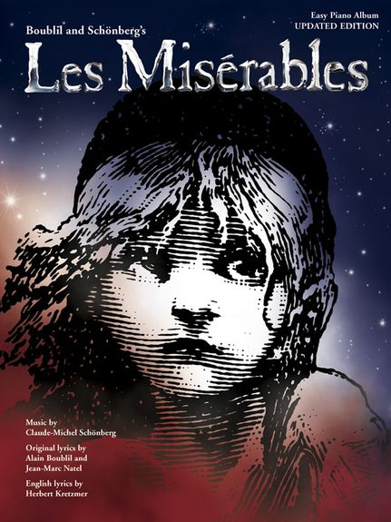 Les Miserables - Easy Piano