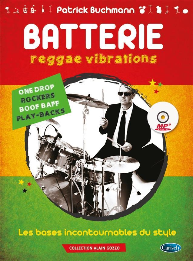 Batterie Reggae Vibrations