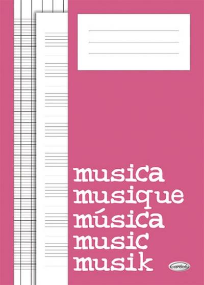 Music06 8/+Quadri 15X21 48P W