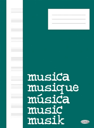Music14 12/22X30 64Pag White
