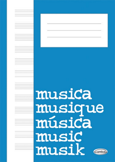 Music11 12/Mand 17X24 32P Whit